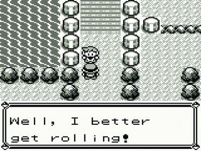 Gameboy Screenshot Pokemon Yellow
