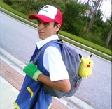 Pokemon Go - Originele Ash Ketchum Pet_