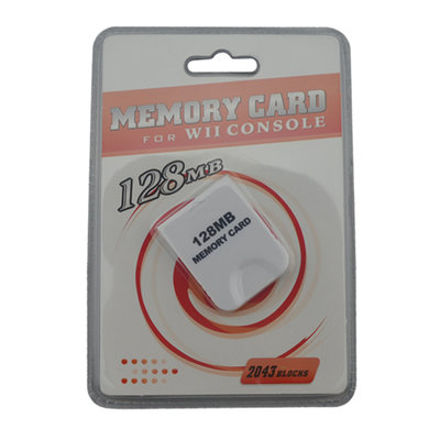 GameCube Memory Card 128 MB