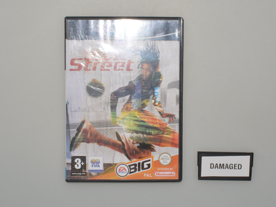 FIFA Street - Gamecube Games - Outlet