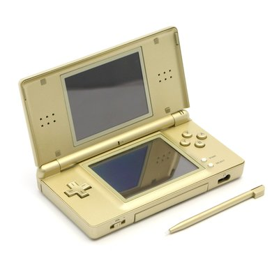 Custom Nintendo DS Lite Zelda Edition