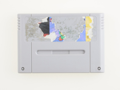Super Mario World - Super Nintendo - Outlet