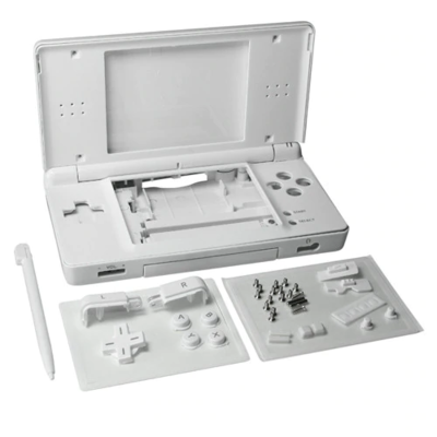 Nintendo DS Lite Shell - White