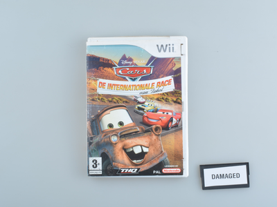 Cars: Mater-National - Wii - Outlet