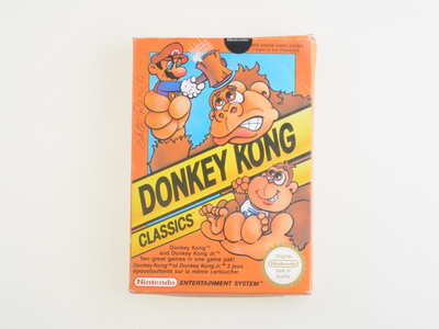Donkey Kong Classic [Complete]