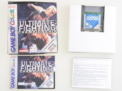 ULTIMATE FIGHTING CHAMPIONSHIP [Complete]