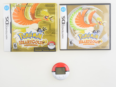 Pokémon - HeartGold Version