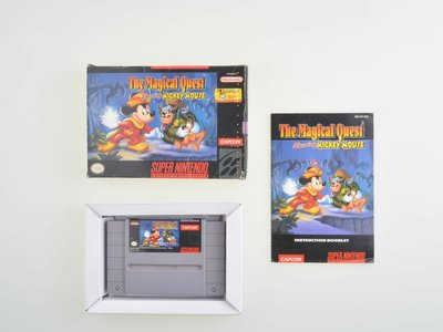 Magical Quest starring Mickey Mouse [NTSC]