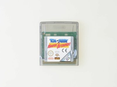 Tom & Jerry in Mouse Attacks - Gameboy Color - Outlet