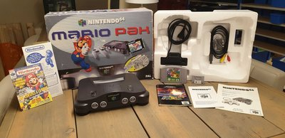Nintendo 64 [N64] Console [Complete]