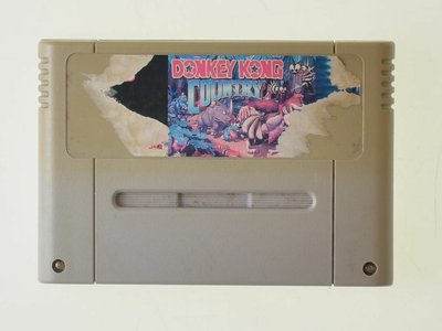 Donkey Kong Country - Super Nintendo - Outlet
