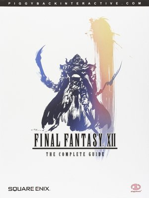 Final Fantasy XII The Official Guide