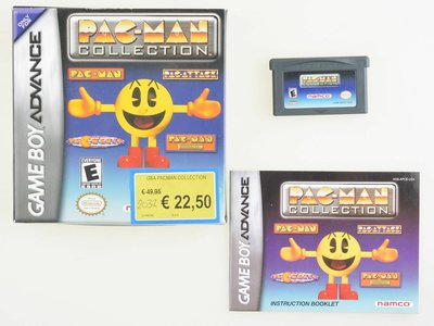 Pac-Man Collection