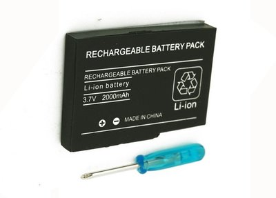 Nintendo DS Lite Replacement Battery