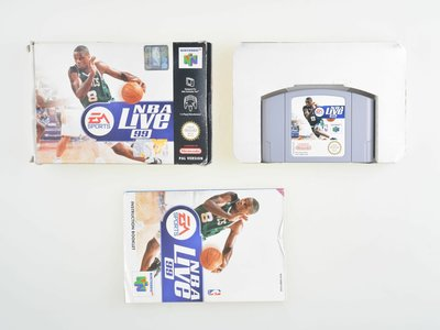 NBA Live 99 (Complete)