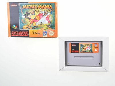 Mickey Mania [Complete]