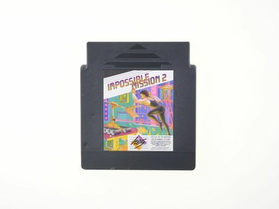 Impossible Mission 2 [NTSC] - (Outlet)