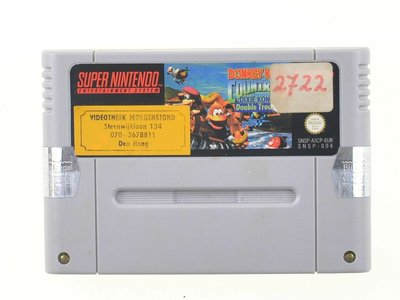Donkey Kong Country 3 (Outlet)