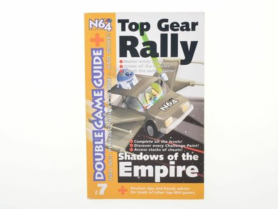 N64 Double Game Guide: Top Gear Rally