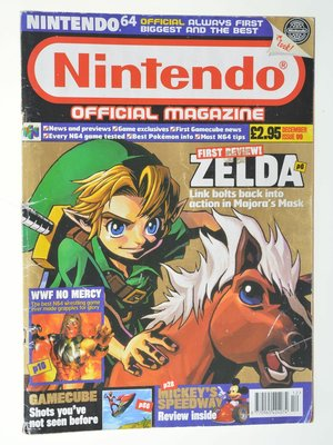 Nintendo Official Magazine - Issue 99