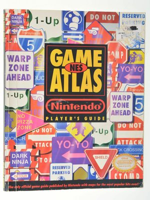 Nes Game Atlas Player's Guide