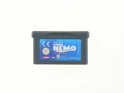 Finding Nemo The Continuing Adventures - Gameboy Advance - Outlet