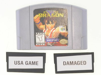 Flying Dragon [NTSC] - Outlet