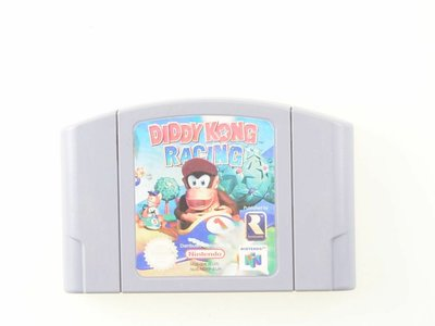 Diddy Kong Racing - Nintendo 64 - Outlet
