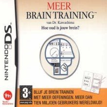 Meer Brain Training from Dr Kawashima - Hoe oud is je brein?