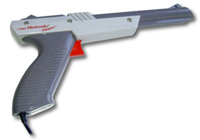 Zapper / Lightgun Grey
