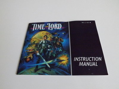 Time Lord [NTSC]