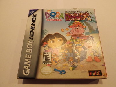 Dora: The Search for Private Pig's Treasure (7)