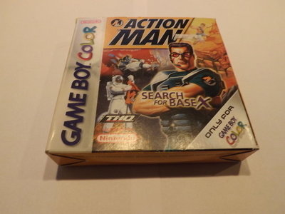 Action Man: Search for Base X (7)