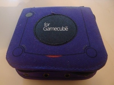 Gamecube Games Opberghoesje