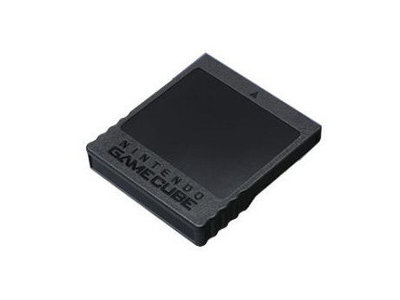 Nintendo Gamecube [NGC] Memory Card 251 Blocks