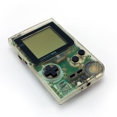 Gameboy Pocket Transparent