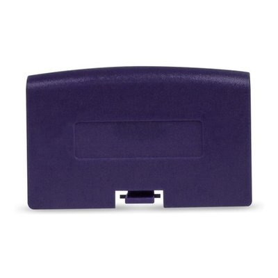 Game Boy Advance Battery Cover (Purple)