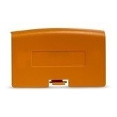 Game Boy Advance Battery Cover (Orange)