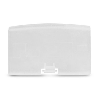 Game Boy Advance Battery Cover (Transparant White)