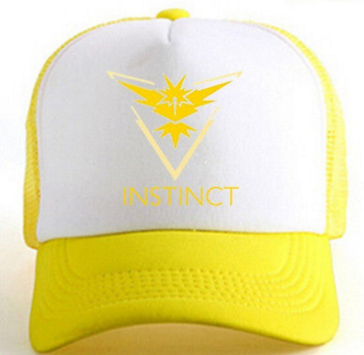 Pokemon Go - Originele Team Instinct Pet