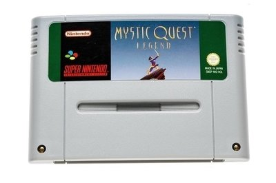 Mystic Quest Legend