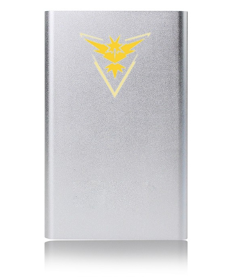 Pokemon Go - Team Instinct Powerbank