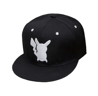 Pokemon Go - Pikachu Pet Snapback Edition Black