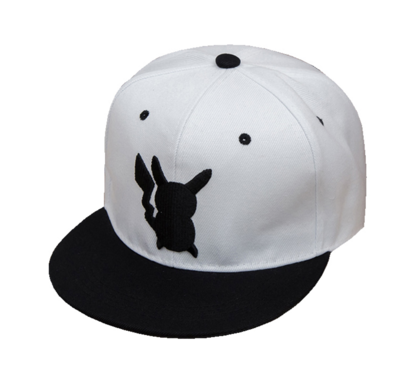 Pokemon Go - Pikachu Pet Snapback Edition White