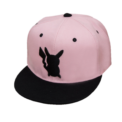 Pokemon Go - Pikachu Pet Snapback Edition Pink
