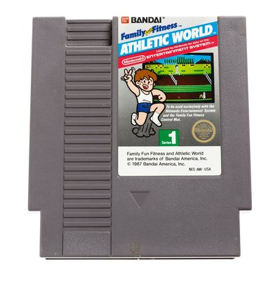 Athletic World [NTSC]