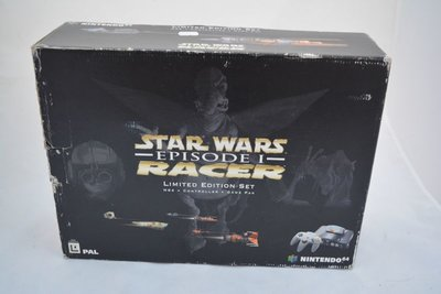 Nintendo 64 Star Wars Limited Edition Set