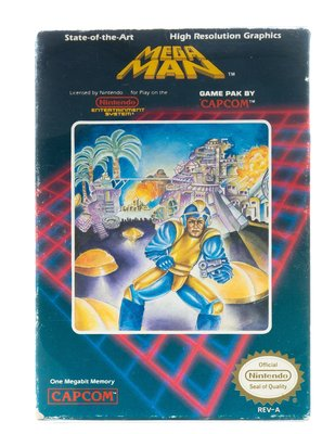 Mega Man [NTSC]