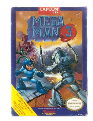 Mega Man 3 [NTSC]