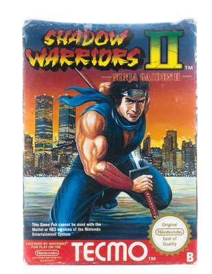 Shadow Warriors 2 Ninja Gaiden